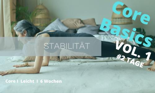 Core Basics – Vol. 1 – #2T