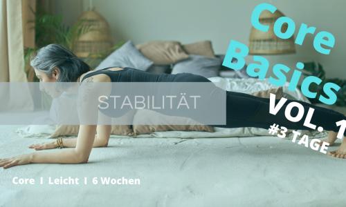 Core Basics – Vol. 1 – #3T