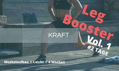 Leg Booster – Vol. 1