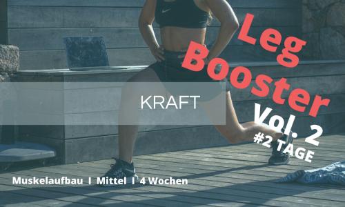 Leg Booster – Vol. 2