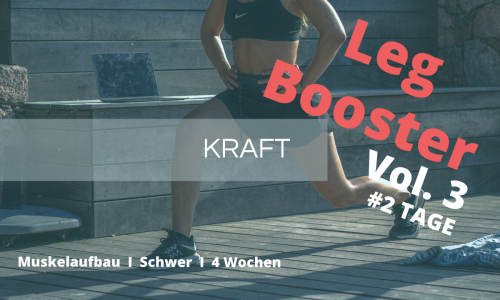 Leg Booster – Vol. 3