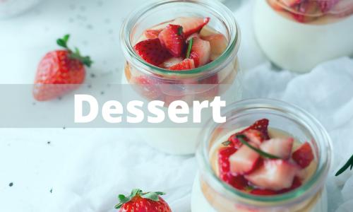 Rezepte – Dessert