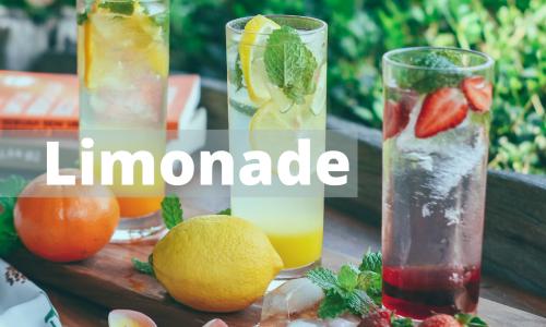 Rezepte – Limonade
