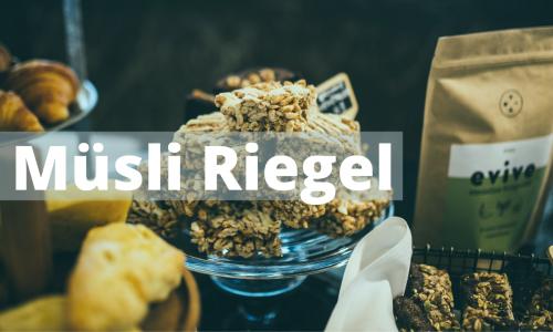 Rezepte – Riegel