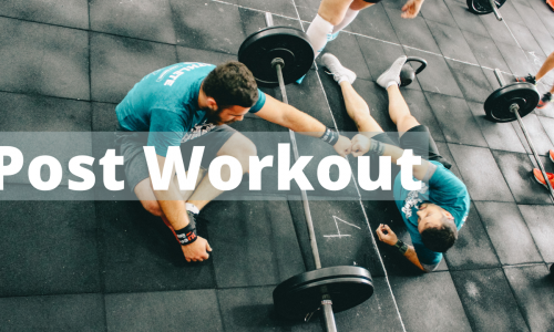 Rezepte – Post Workout