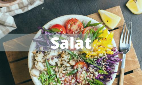 Rezepte – Salat
