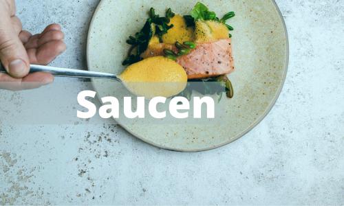 Rezepte – Saucen
