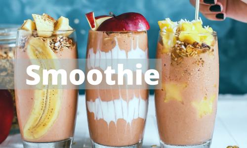 Rezepte – Smoothie