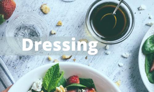 Rezepte – Dressing