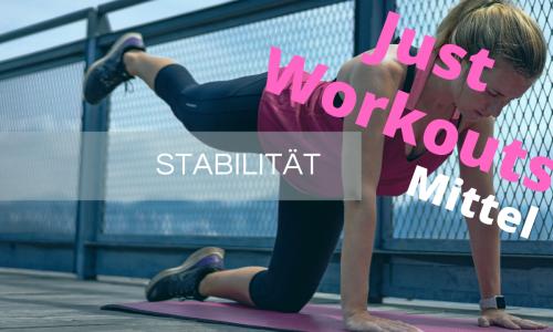 Stabilität – Workouts